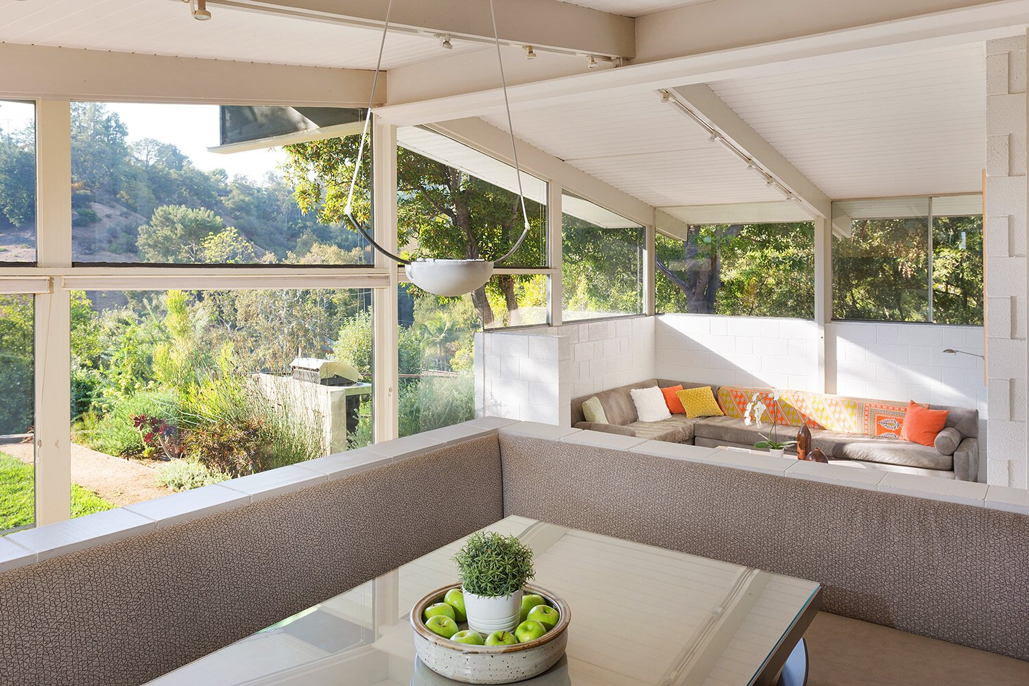 The Schott House by A. Quincy Jones and Whitney R. Smith