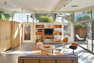 A Luminous Midcentury Home and ADU in Los Angeles Ask $3.2M