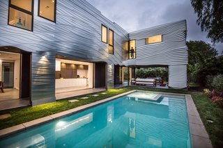 The Wave House by Mario Romano