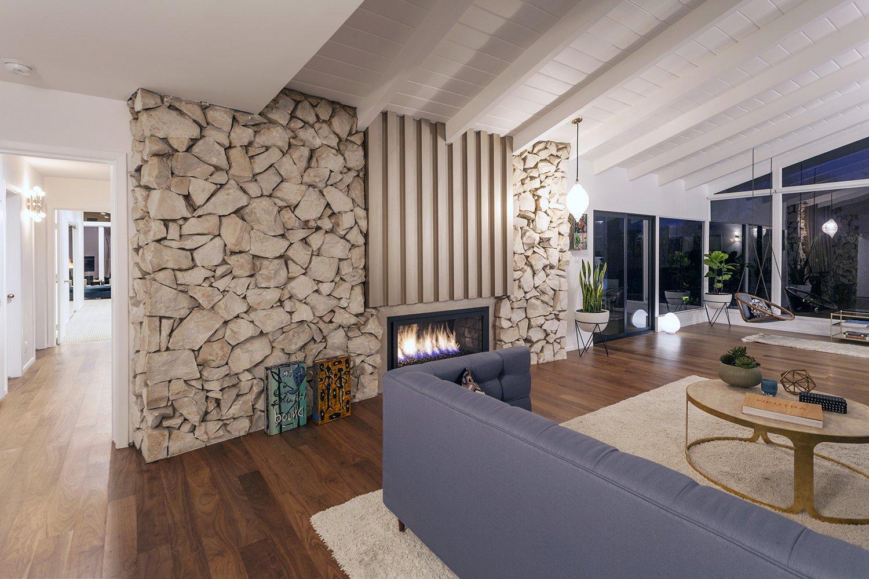 Fireplace  Thomas Residence