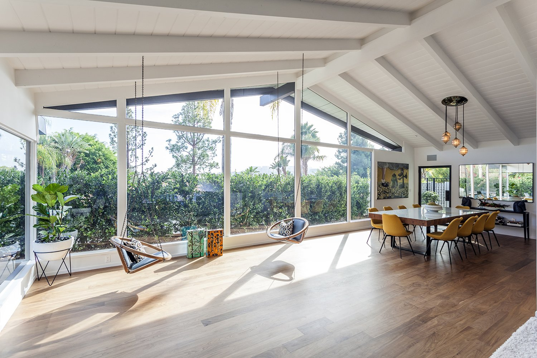 Family / Dining  Thomas Residence