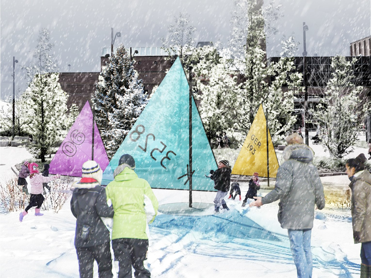 Ice Breakers  Photo 6 of 6 in Say Goodbye to the Cold With a Look Back at Two of Toronto's Winter Design Exhibits
