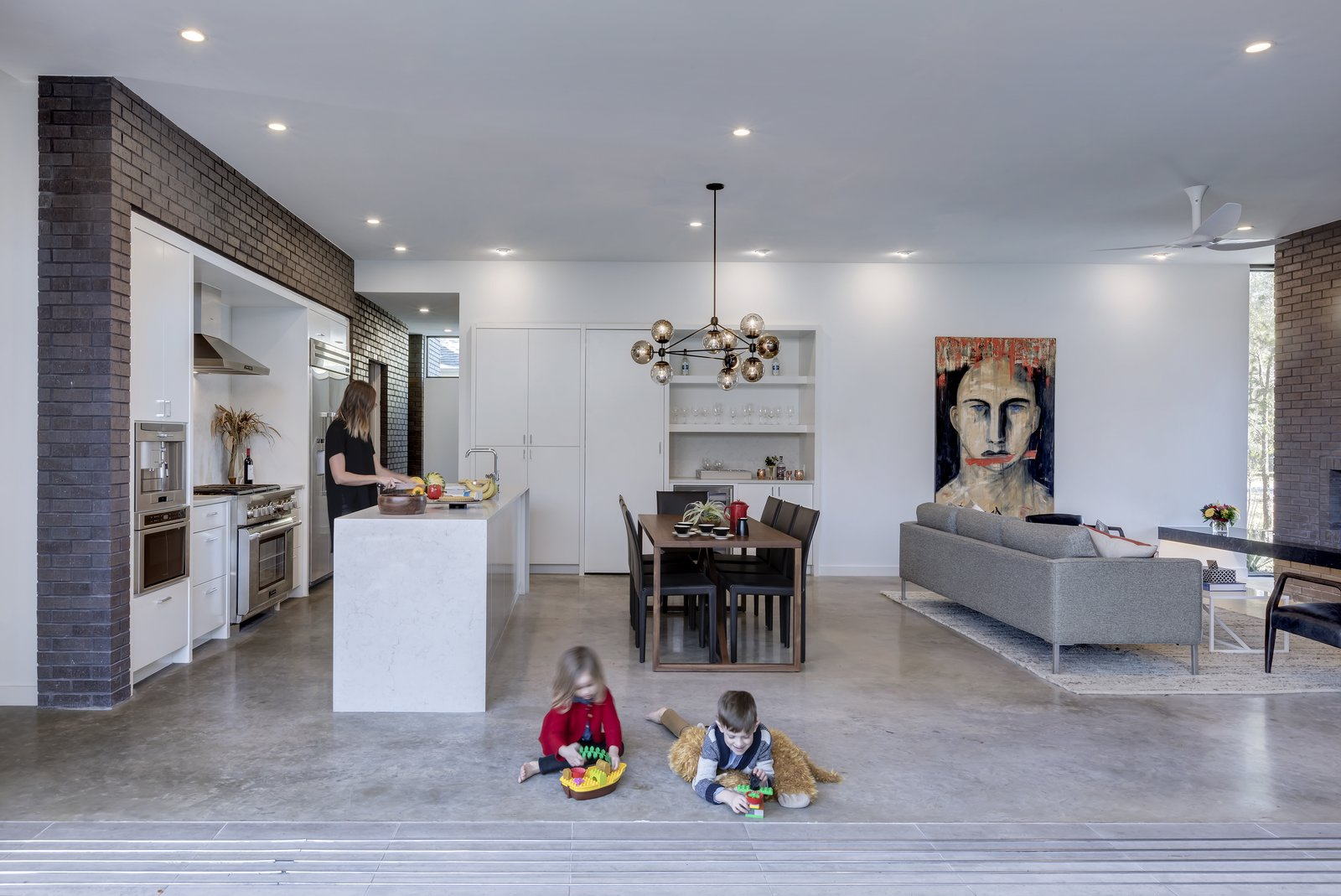 Main Stay House by Matt Fajkus Architecture   Photography: Charles Davis Smith  Main Stay House by Matt Fajkus Architecture