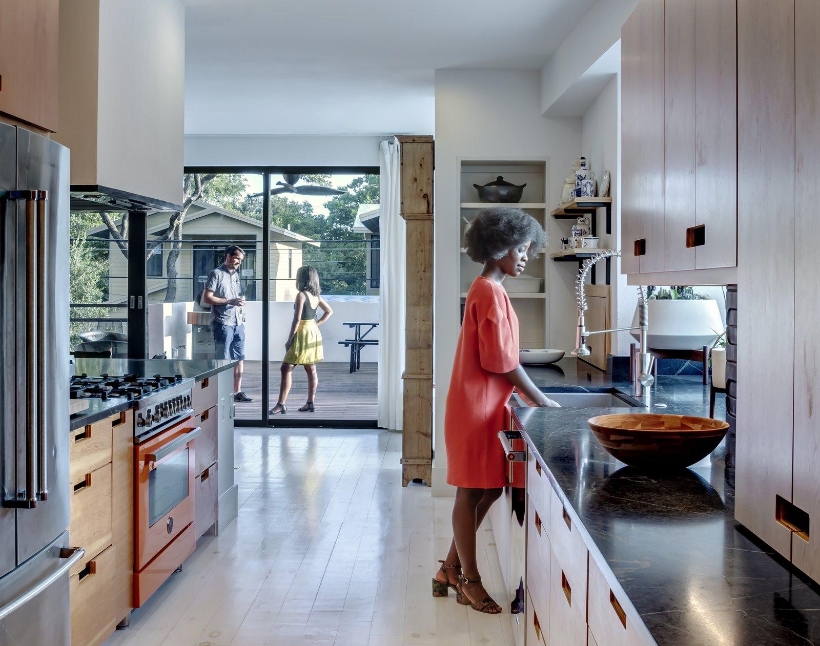Mullet House kitchen