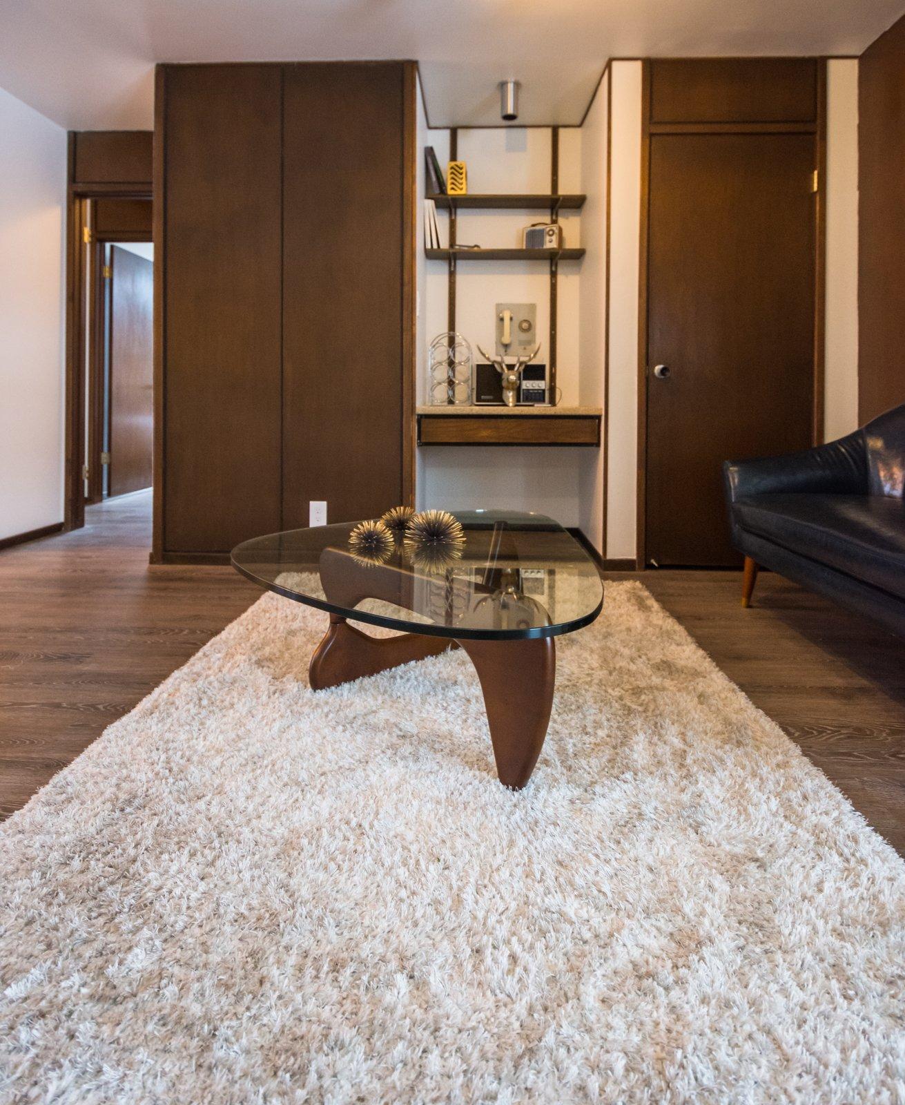 Kitchen lounge area  Ron Molen Revival