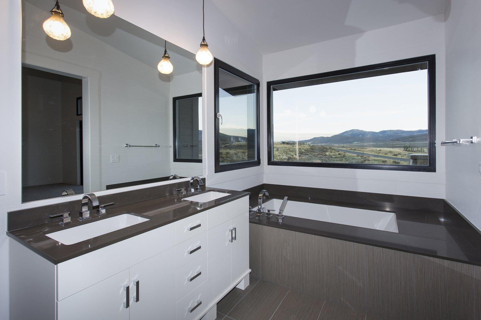 Master bathroom  Palisades 14