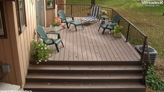 Made In The Usa Versadeck Produces An Aluminum Deck System Called Erectadeck That Is Protected