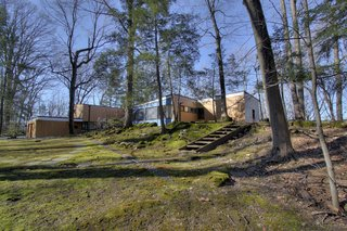 A Marcel Breuer–Designed Midcentury in Upstate New York Asks $849K