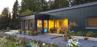 Established in 1997, Artisans Group in Olympia designs modern homes throughout the greater Seattle and Portland areas. Their design-build models allow the company to provide full design services, and thanks to a partnership with Phoenix Haus—a Passive House panel fabricator—they are now able to develop Passive House prefab homes.