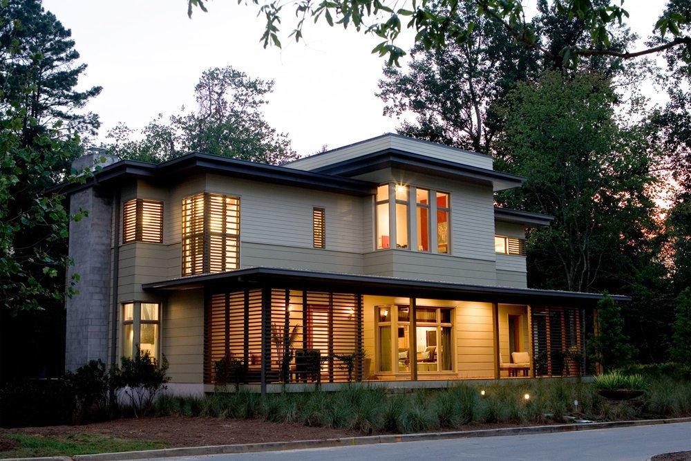 Photo 1 of 4 in 4 Innovative Prefab Homes in Georgia - Dwell