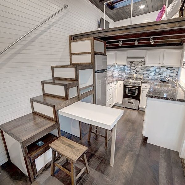 10 Affordable Tiny Homes For $60K Or Less