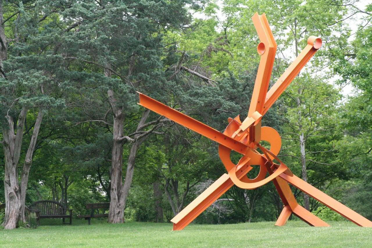 The Laumeier Sculpture Park in St. Louis, MO  Photo 5 of 8 in Top 8 Outdoor Sculpture Parks Perfect For a Summer Outing