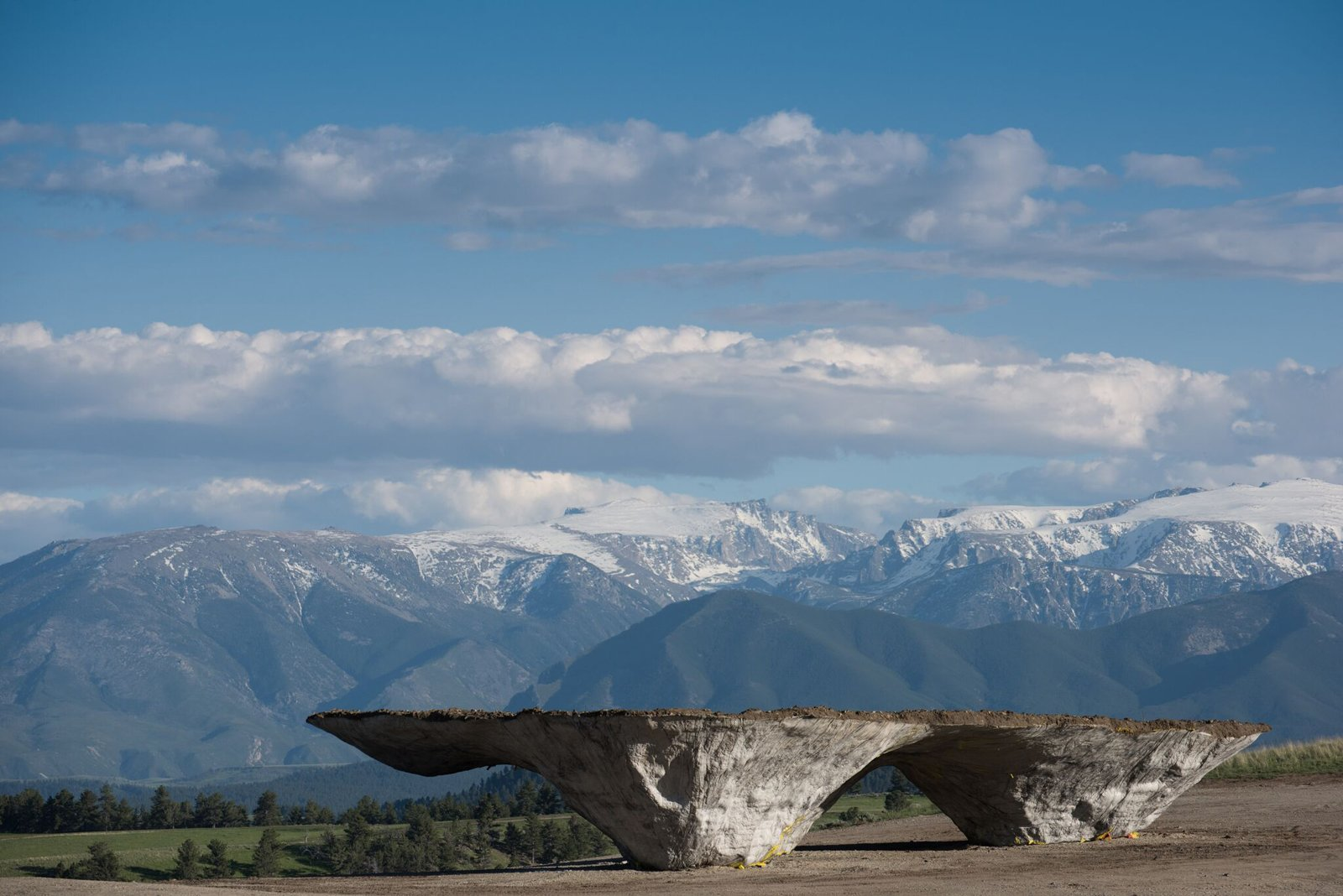 Tippet Rise Art Center in Fishtail, MT <span style=  Photo 4 of 8 in Top 8 Outdoor Sculpture Parks Perfect For a Summer Outing
