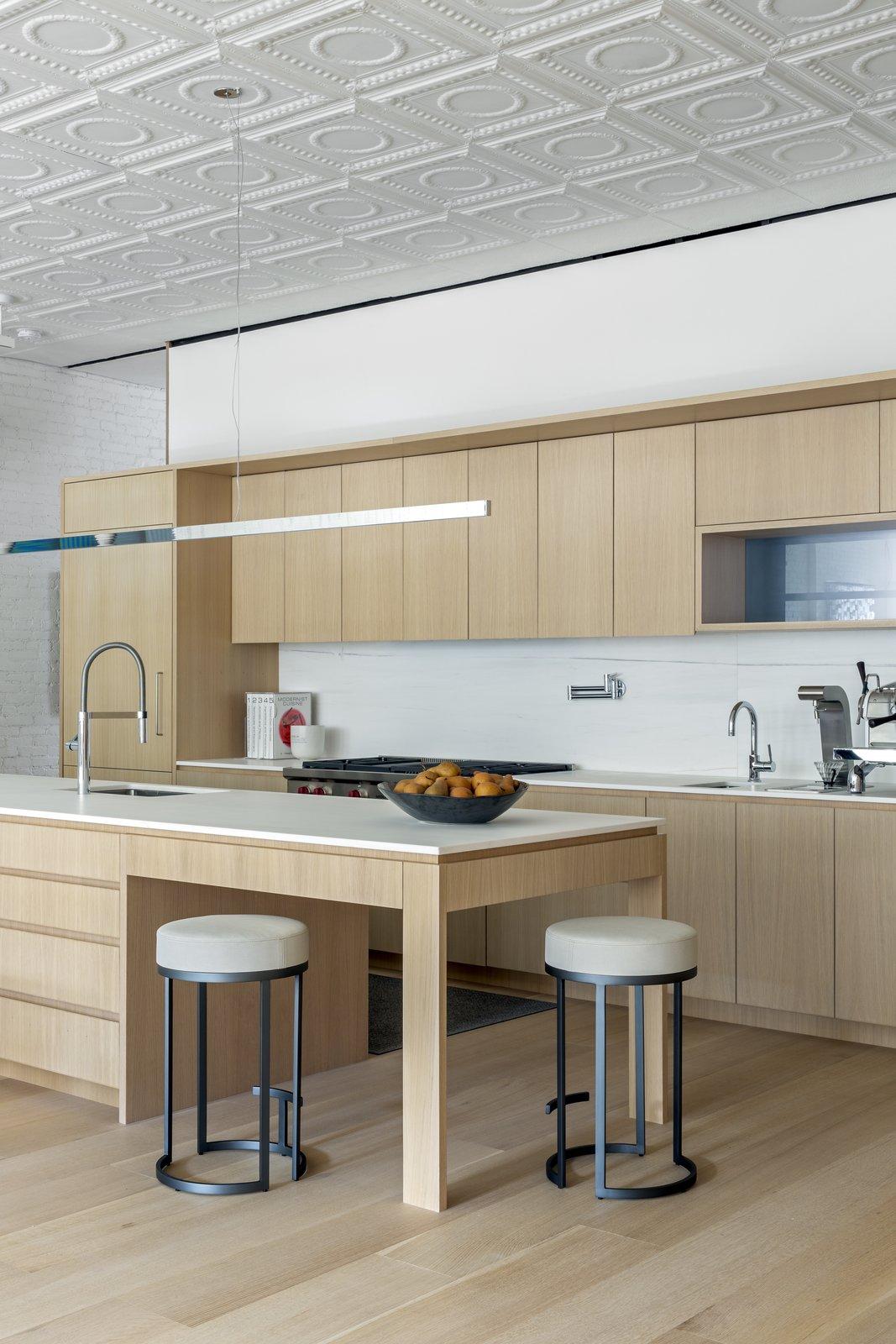 Soho Cast Iron Loft kitchen