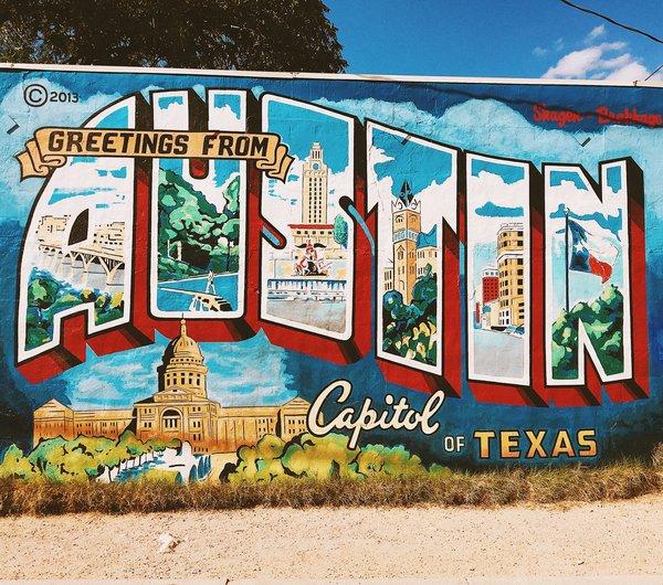 Journey by Design: Austin, Texas