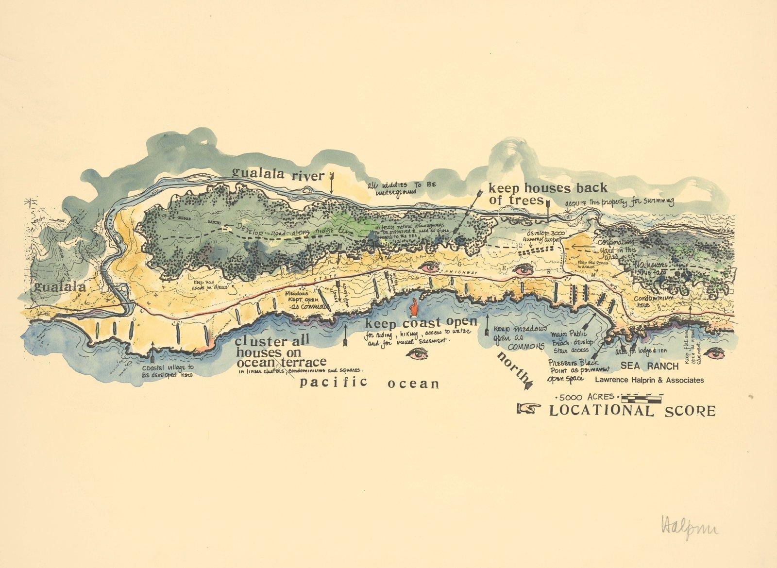 Sea Ranch Locational Score