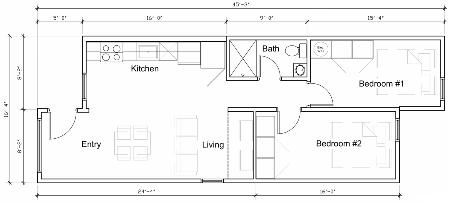 11 Shipping Container Home Floor Plans That Maximize Space