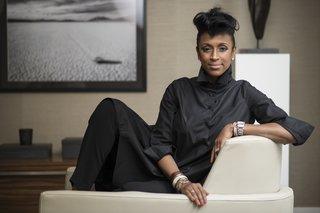 Interior Designer Kesha Franklin Is The CEO And Lead Designer Of New  Yorku2013based Halden