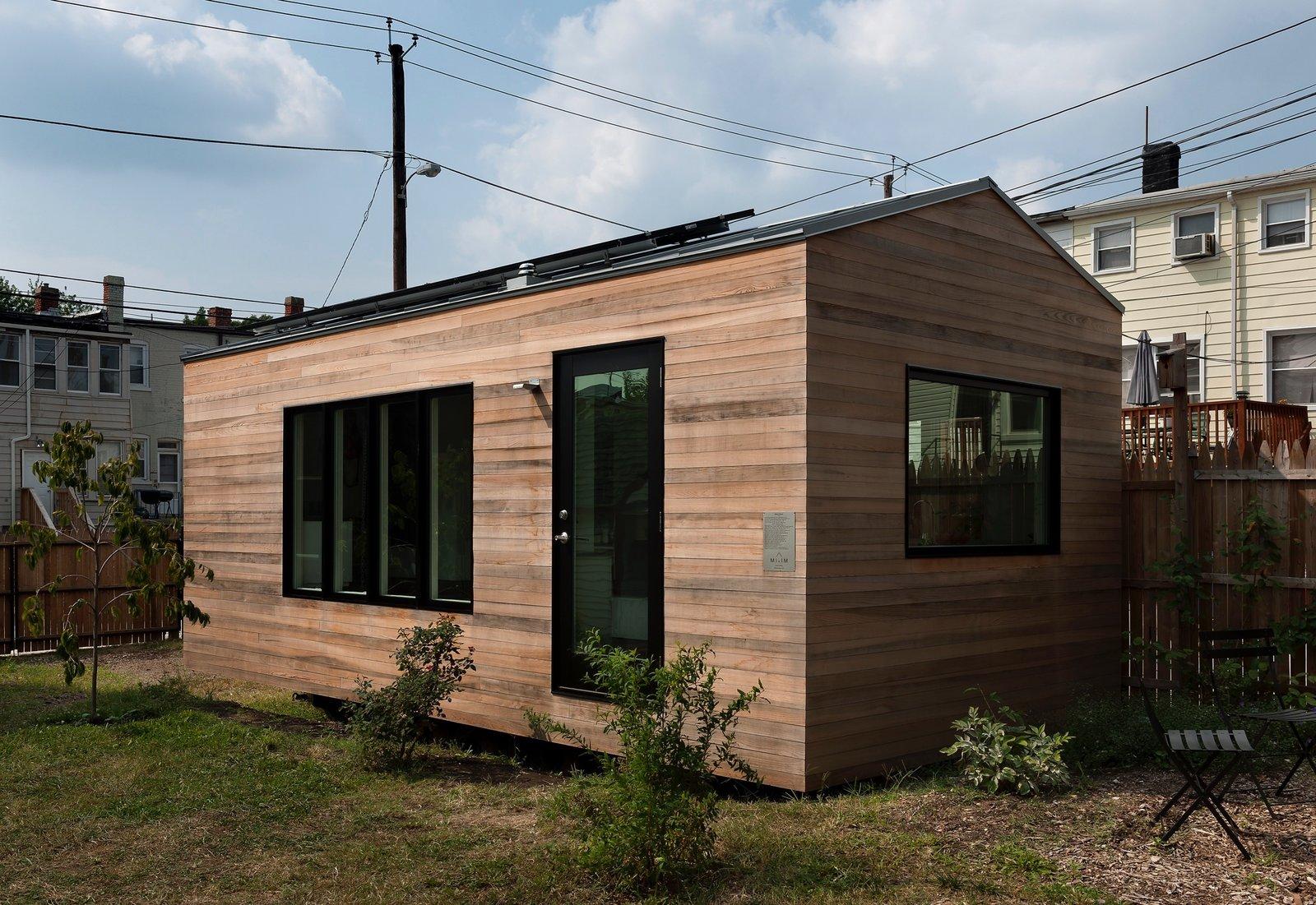 Minim House exterior