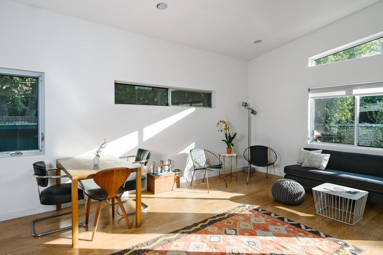 Casita 850 living room