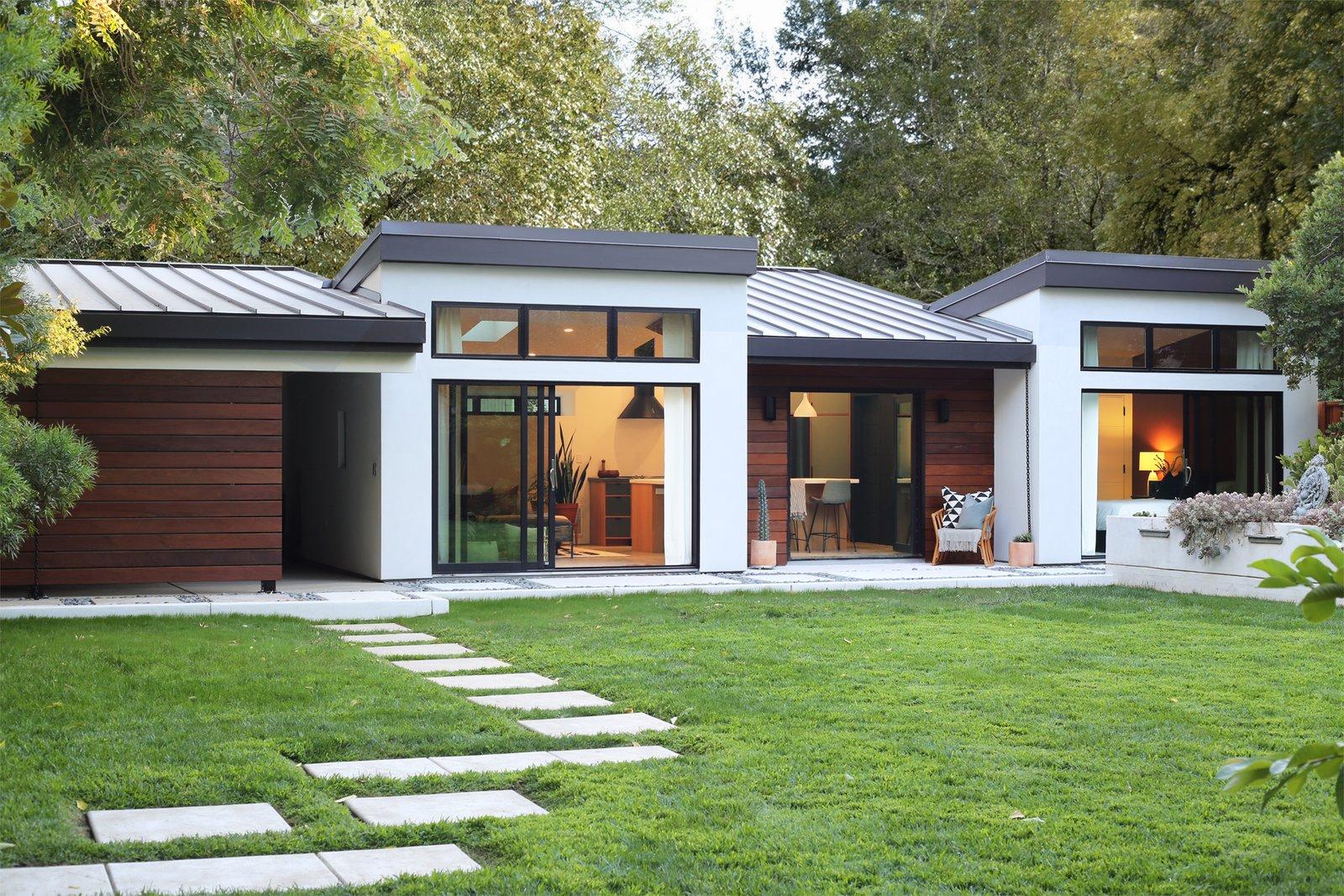 GEN M ARCHITECTURE-designed home