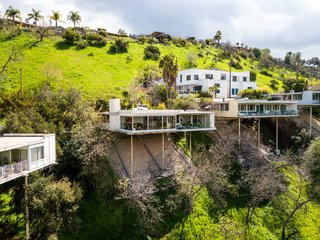 Designed by renowned midcentury architect Richard Neutra in 1966, 3737 Oakfield Drive is now on the market.