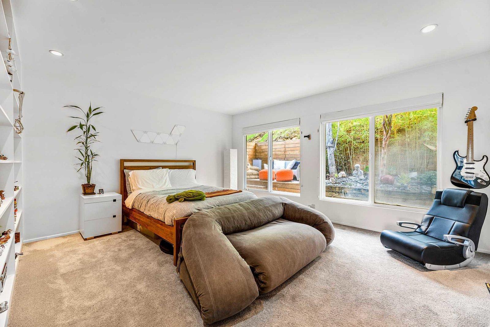 Richard Neutra Platform House bedroom