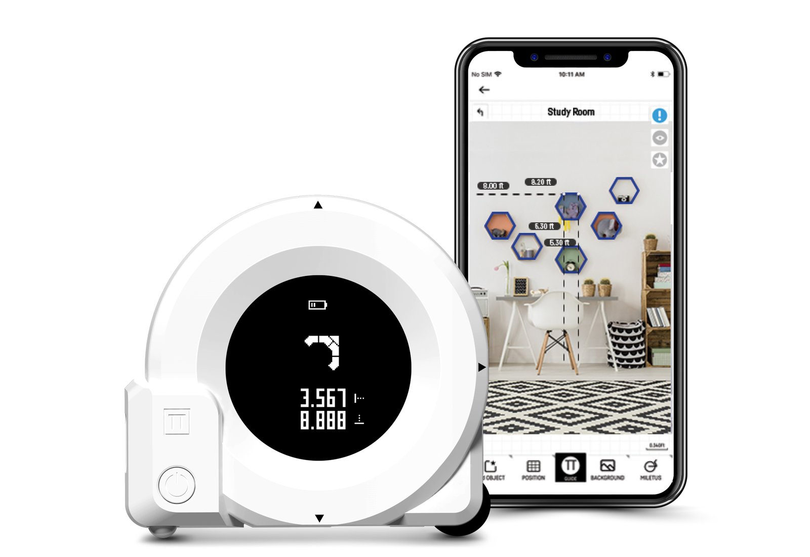 Plott has developed Cubit, a smart tech brand combining DIY, data and AR to make home design and projects easier for consumers.  Photo 3 of 11 in 6 Design Apps and Services You Should Know for Your Next Renovation