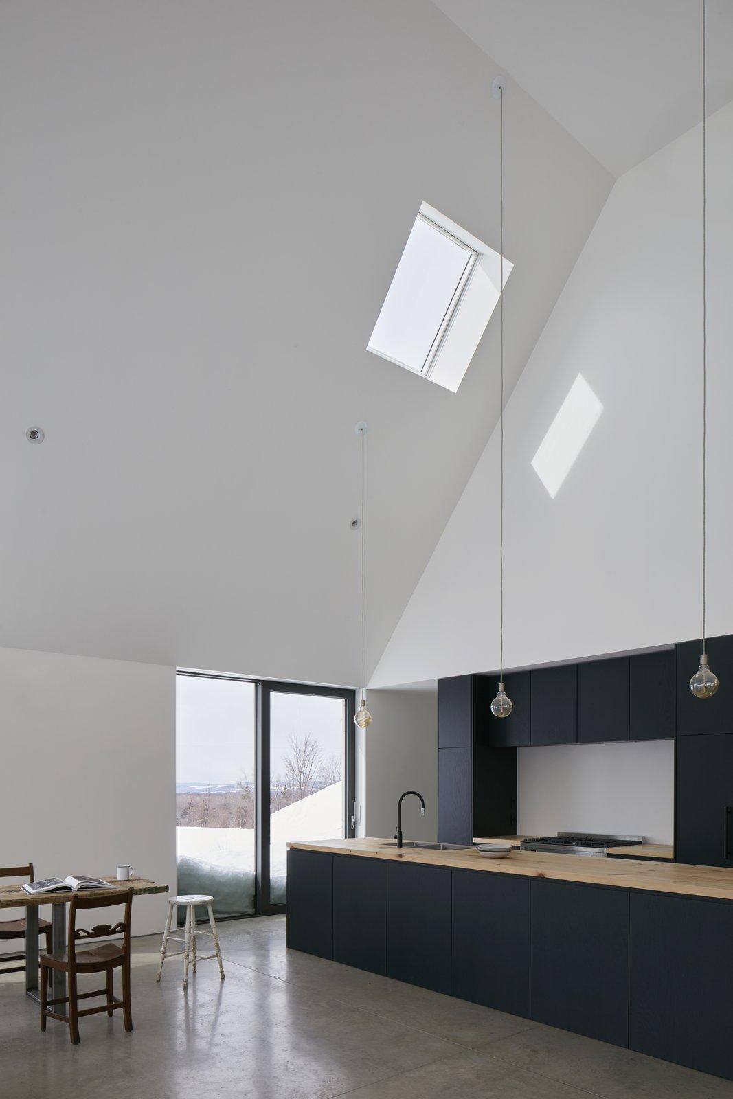 Hatley House kitchen