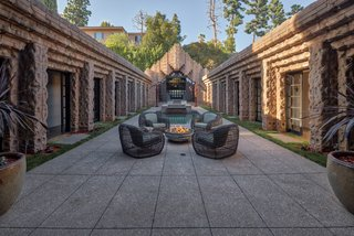A Cannabis Magnate Snatches Up the Lloyd Wright-Designed Sowden House in L.A.