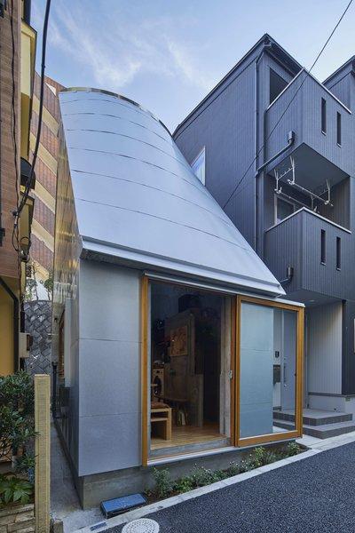 Best 60 Modern Exterior Metal Roof Material Design Photos