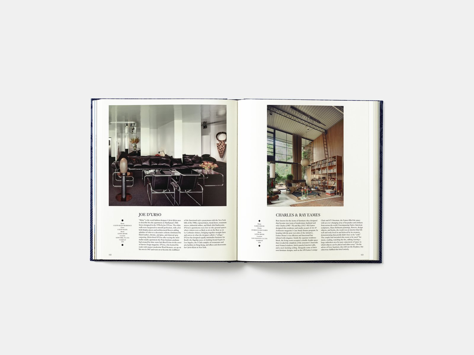 Interiors The Greatest Rooms Of The Century By Phaidon Dwell