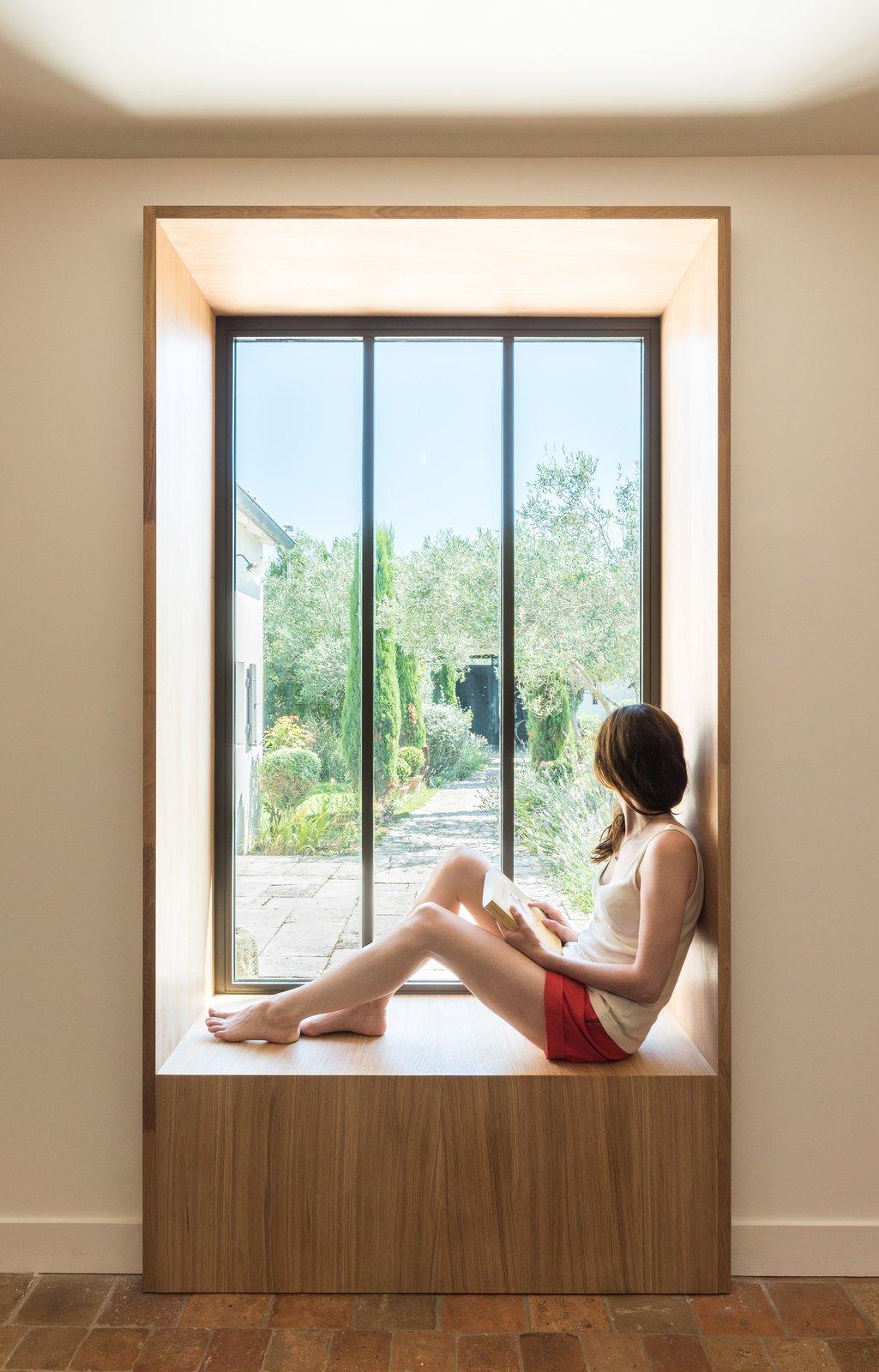 Seaside House window nook