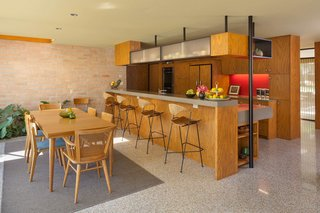 An Architect Restores His Houston Midcentury After Hurricane Harvey