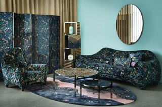 Hauntingly Beautiful: Furniture and Fixtures That Are Subtly Halloween-Inspired