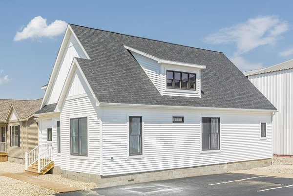 Rochester, Indiana–based Rochester Homes was originally established in 1972. The company designs and builds prefabricated custom homes that arrive on-site 60% to 90% complete.