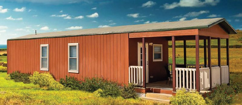 Based in the central Illinois town of Pana, Joe's House and Home is a dealer for a wide range of prefabricated homes from tiny homes to larger, more traditional-styled residences with customizable features.  Photo 5 of 6 in 5 Prefab Home Companies to Know in Illinois