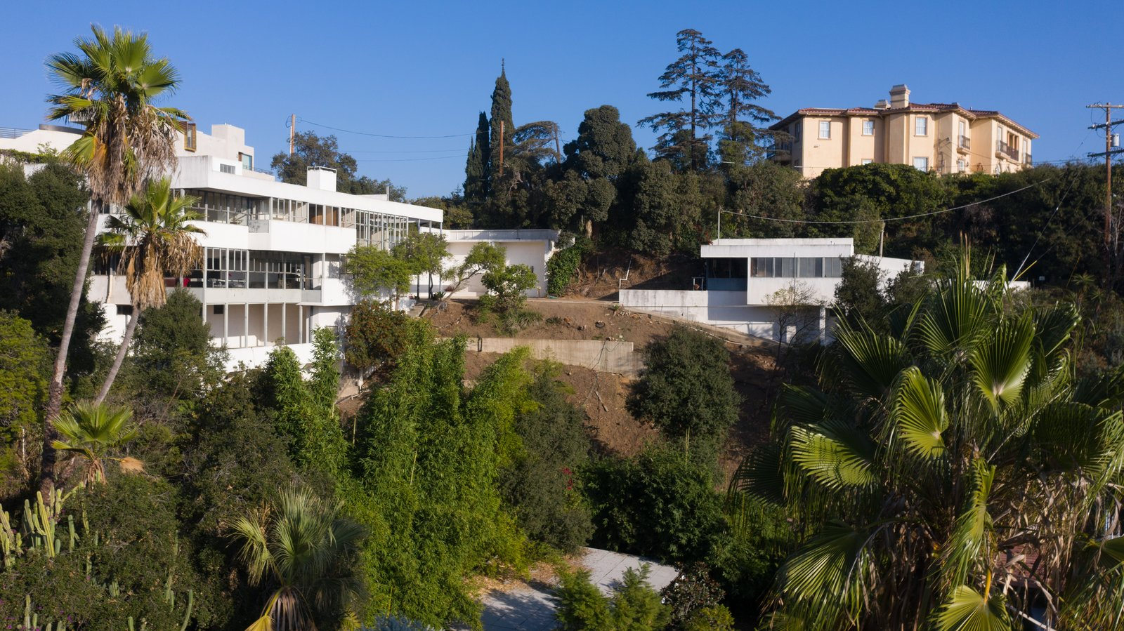 Lovell Health House by Richard Neutra