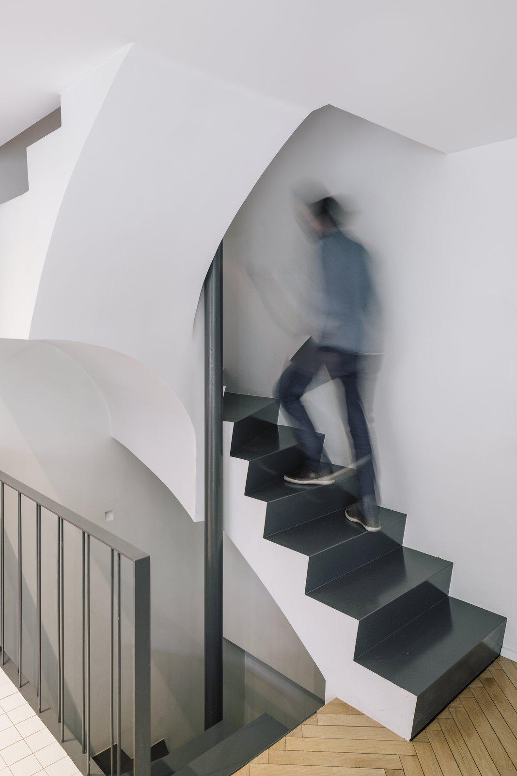 6House by Zooco Estudio staircase