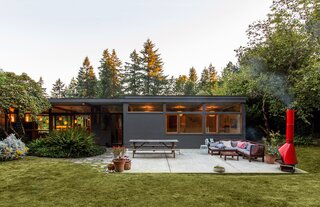 A Midcentury Home Receives a Subtle Update in a Historic Community Near Seattle
