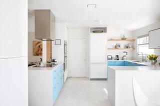 Budget Breakdown: An Interior Designer Livens Up Her Dated Kitchen for $57K