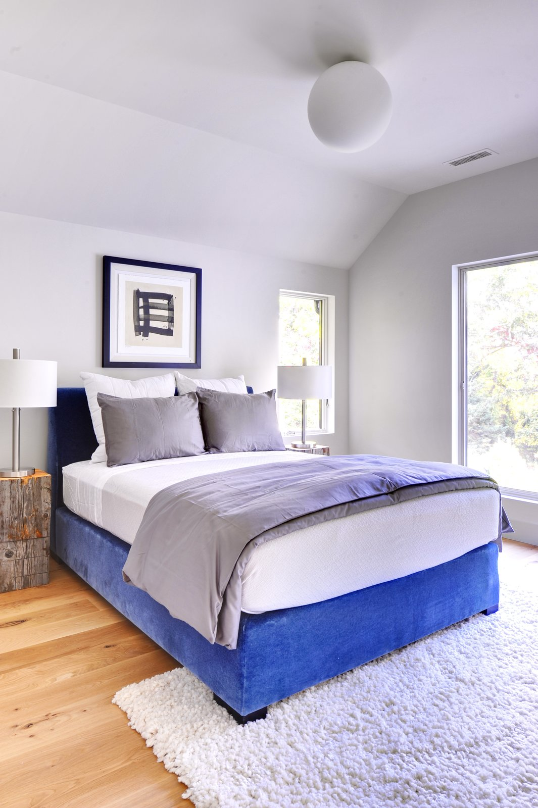 Bedroom  Oyster Shores by Yankee Barn Homes