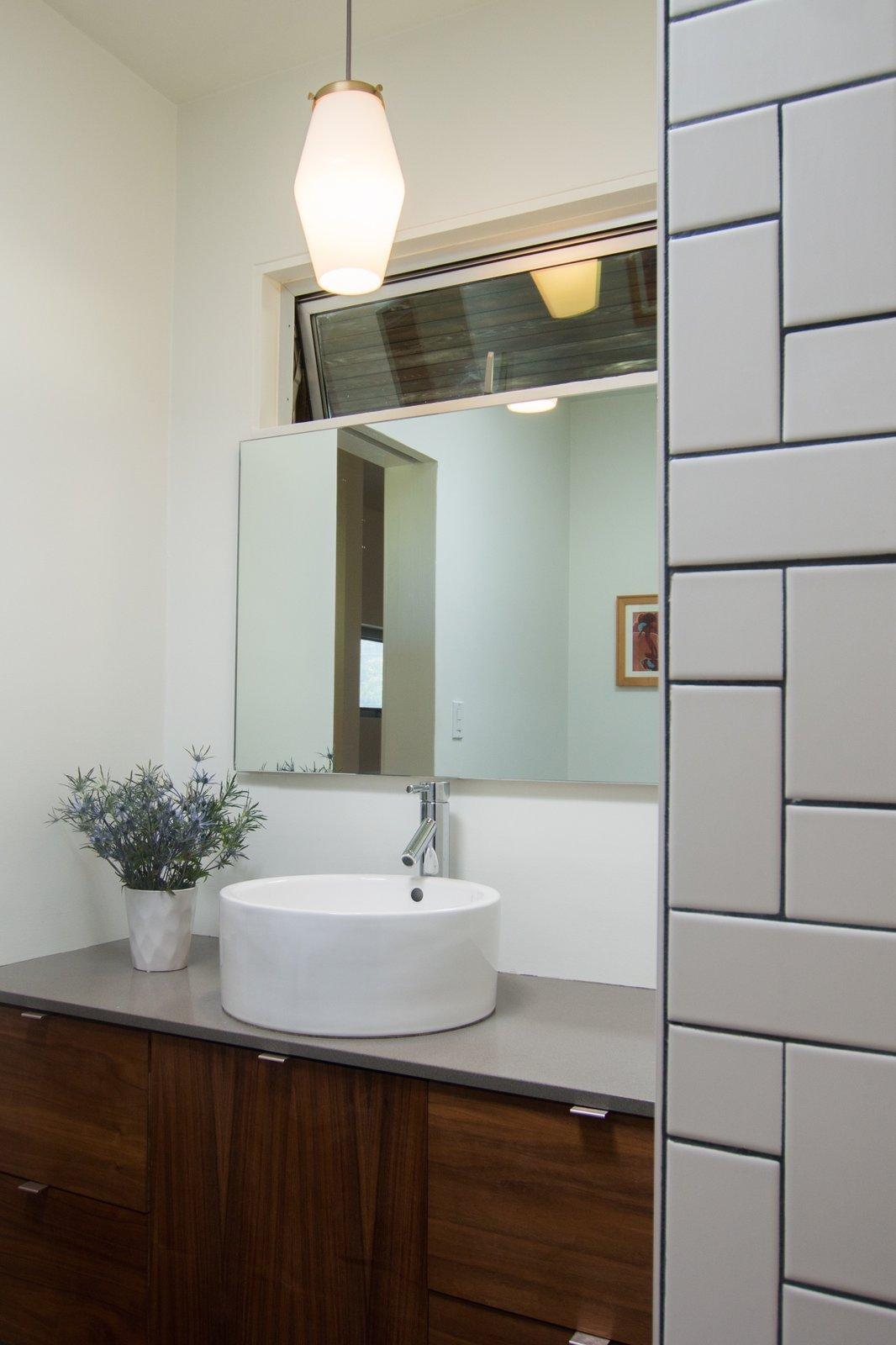 Bathroom: Frameless Glass Entries + Floor to Ceiling Tile Work  Edgewood