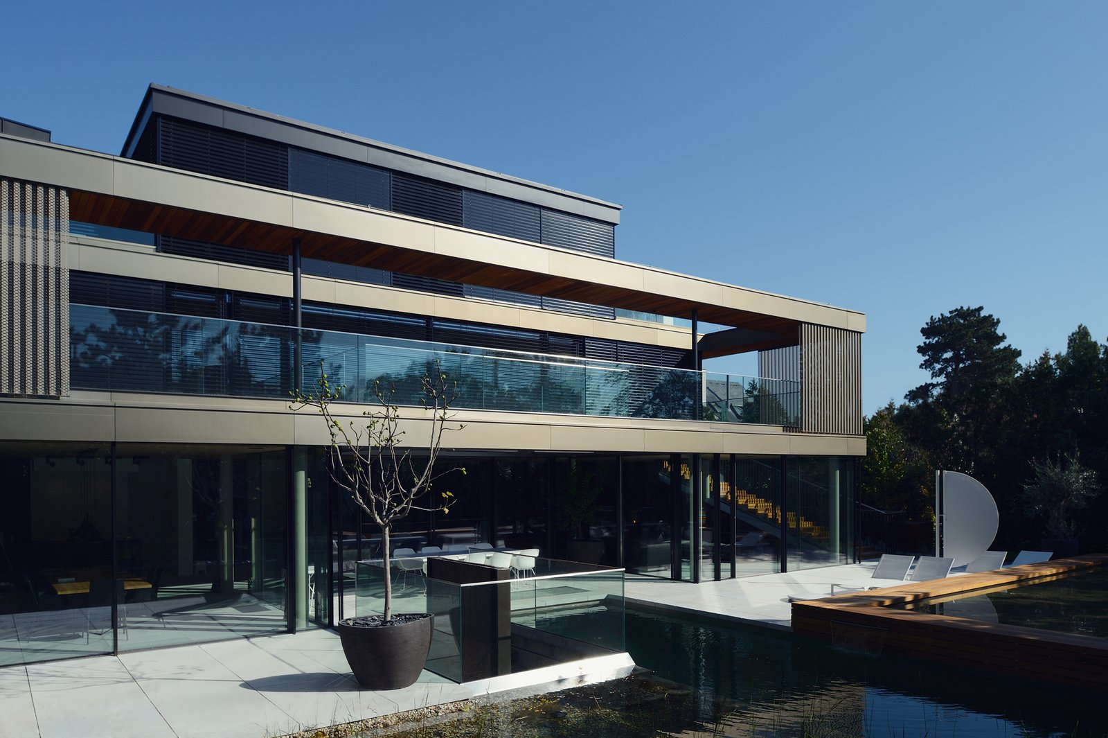 View from the south  33 by Architect Zoran Bodrozic