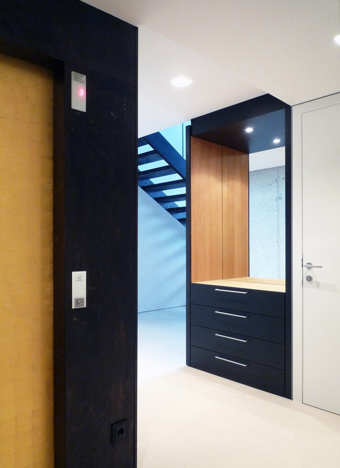 Wardrobe  H_O by Architect Zoran Bodrozic