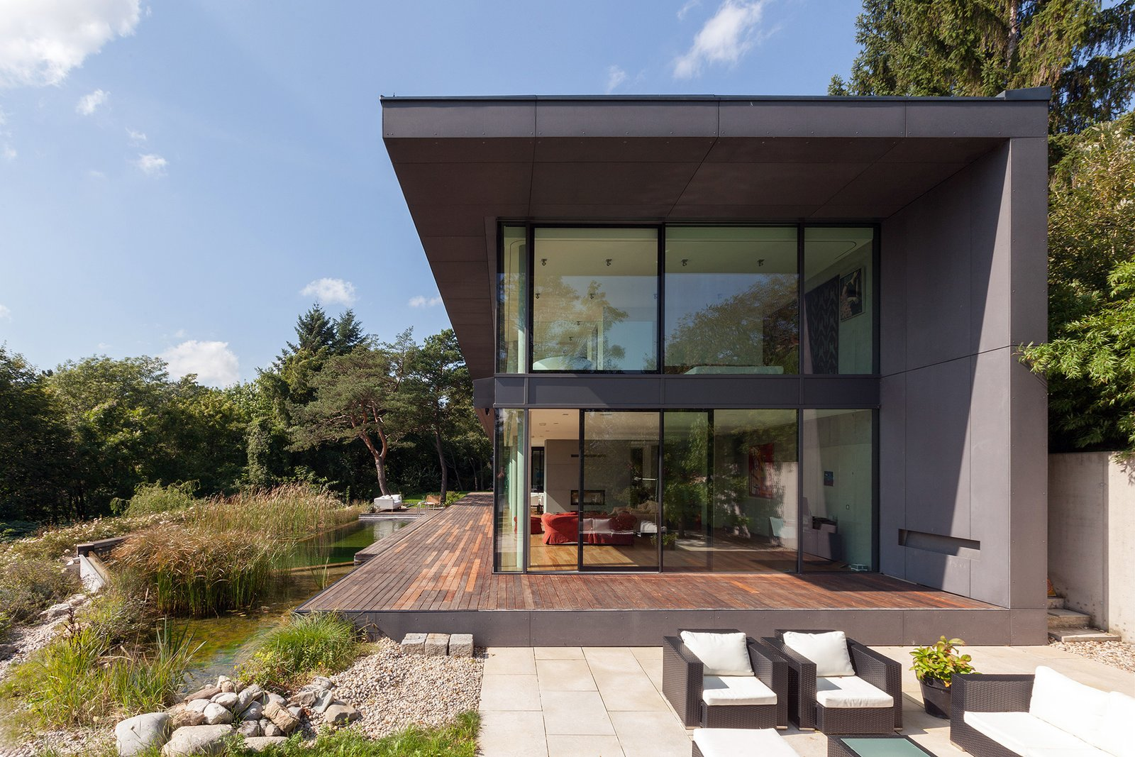 View from the East  Black Pearl by Architect Zoran Bodrozic