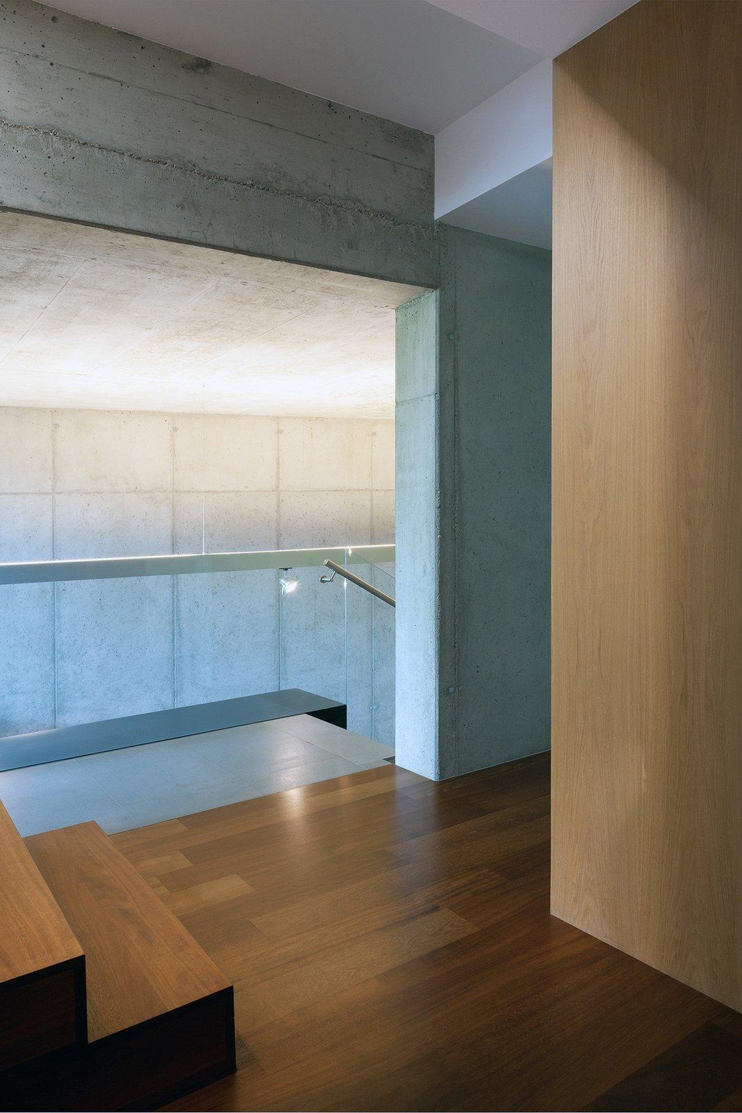 Staircase  Black Pearl by Architect Zoran Bodrozic