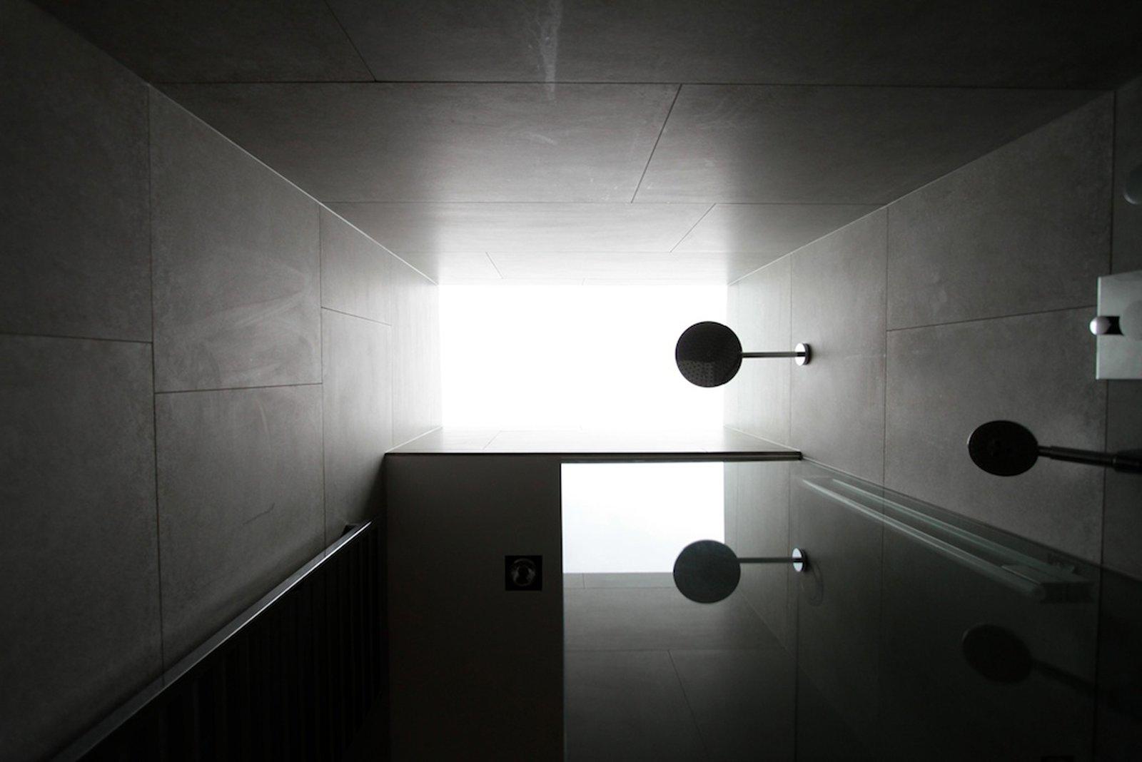 Shower roof  360° Villa by Architect Zoran Bodrozic