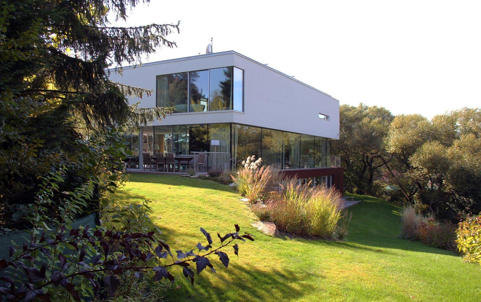 Nordeast view  360° Villa by Architect Zoran Bodrozic
