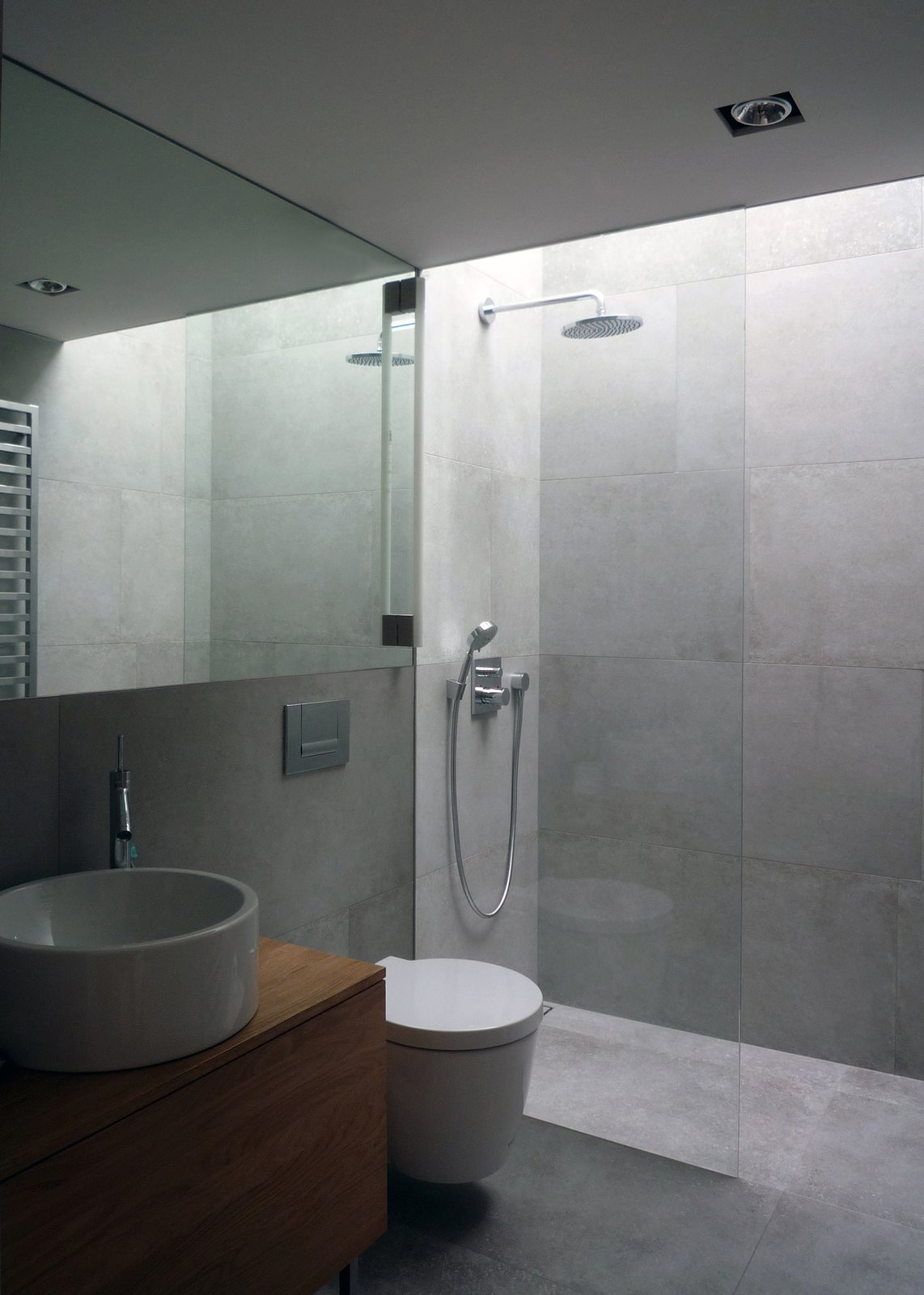 Bathroom  360° Villa by Architect Zoran Bodrozic